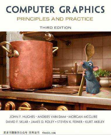 《Computer Graphics Principles and Practice》3rd edition 高清英文版PDF电子书